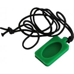 Pendentif - Necklace Vert
