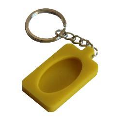 Porte Clé - Keychain Jaune