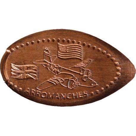 Penny Arromanches Bombardier